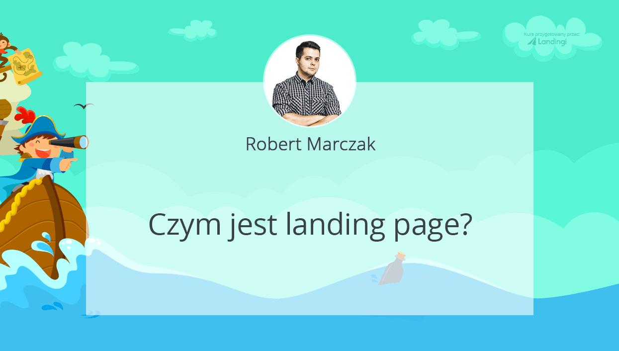 kurs dobrylanding czym jest landing page