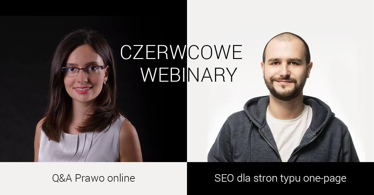 czerwcowe webinary Beata Marek Szymon Słowik