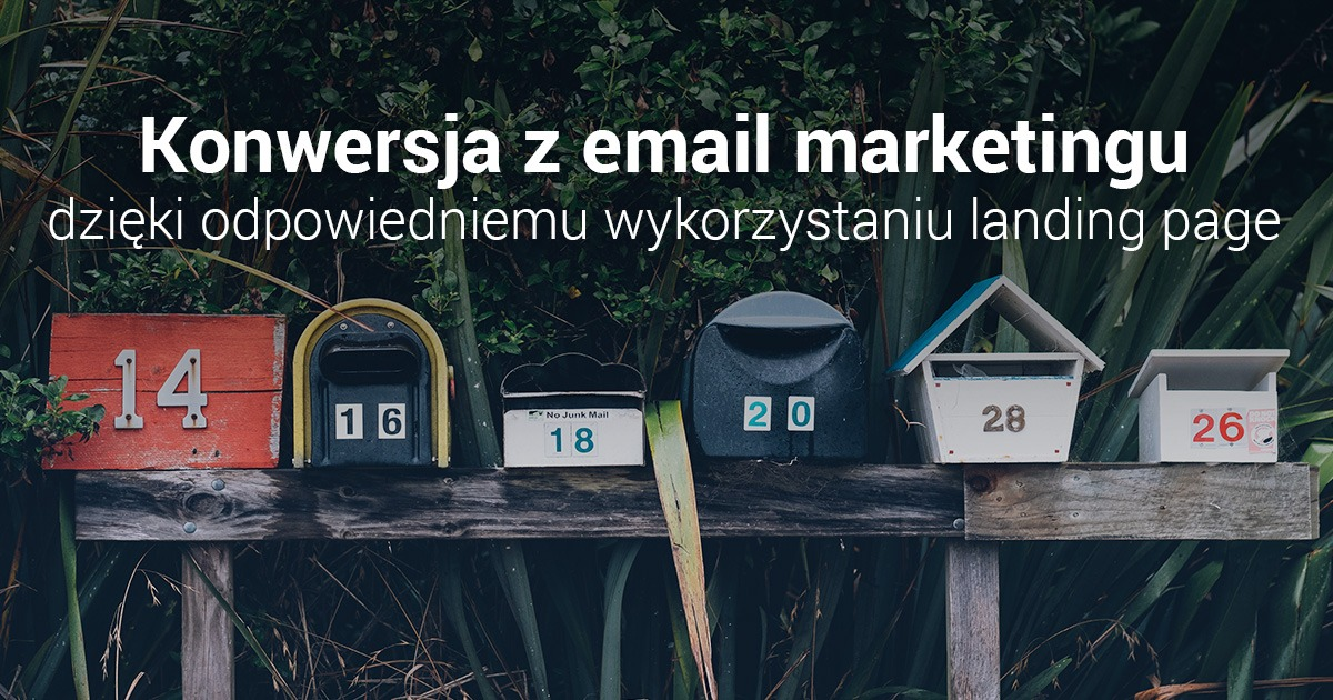 konwersja email marketing