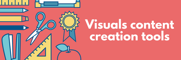 Visual content creation tools