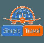Simply travel logo