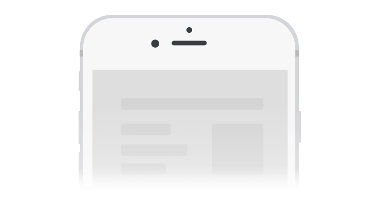 Create landing pages work for mobile