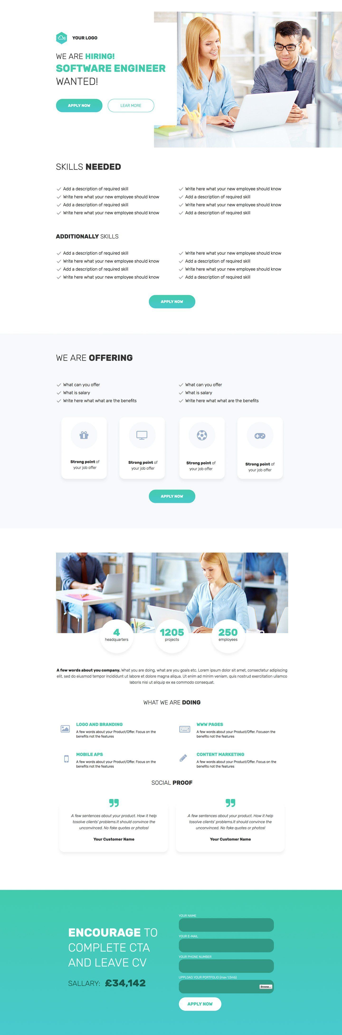 it-hiring-landing-page-template