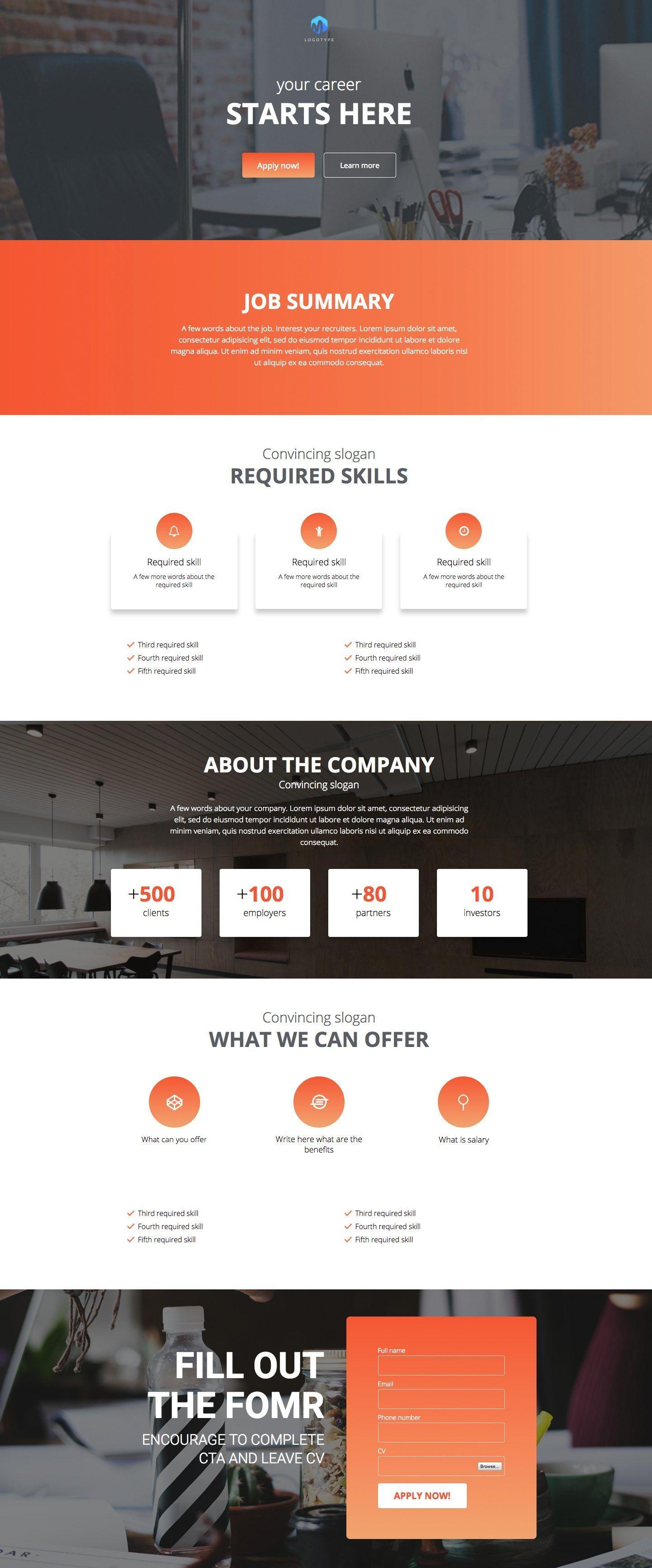 Startup is hiring