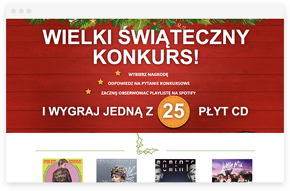 sony-music-poland-landing-page