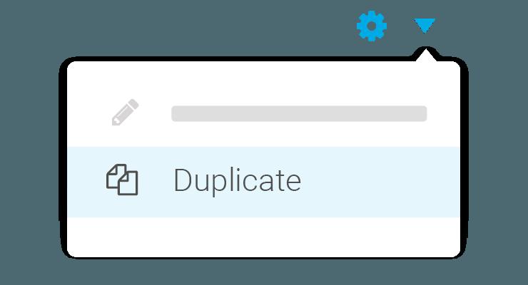 Landing Page Duplicate