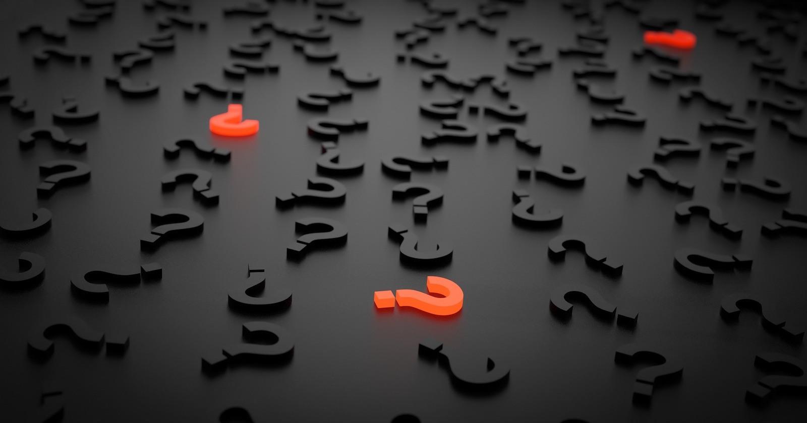 Pytania zadawane podczas brandingu