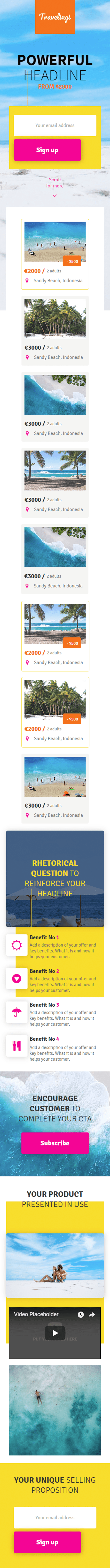 Vacation Offers