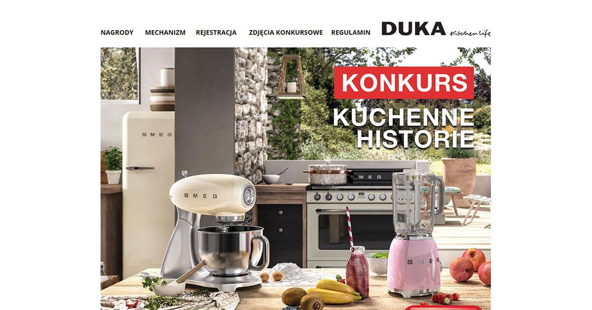 Duka Poland Photography Competition Landing Page Social