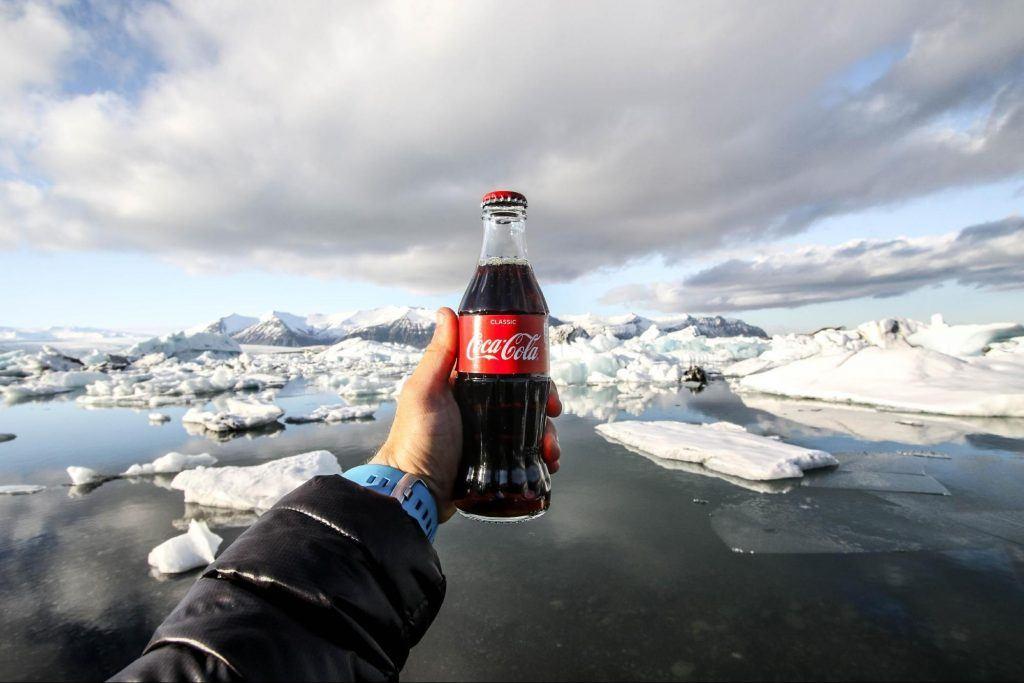 Brand differentiation - Coca-cola