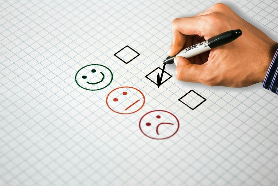 Customer Satisfaction Checklist