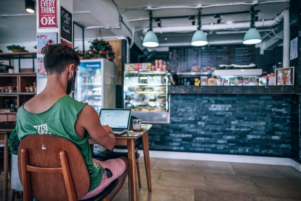 Remote Working Freelancer