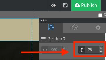 Fixed menu (sticky navigation bar)