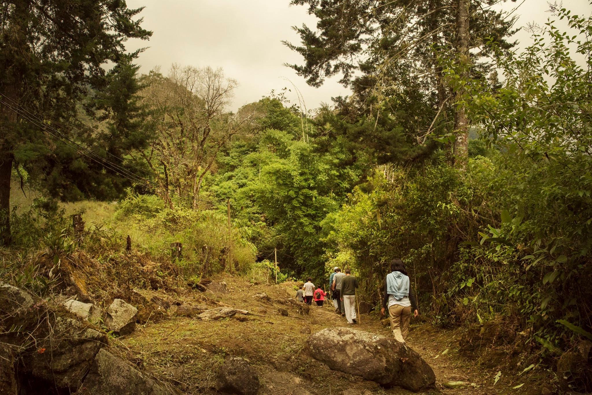Caminata La Montaña Azul