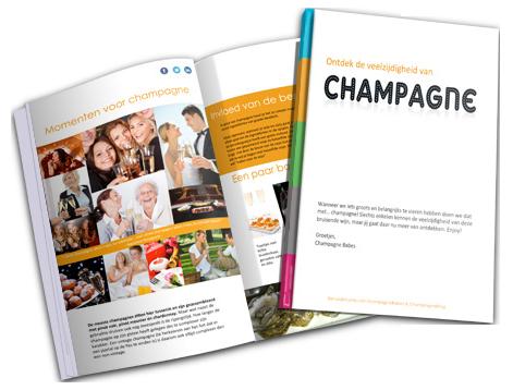 ChampagneBabes eBoek