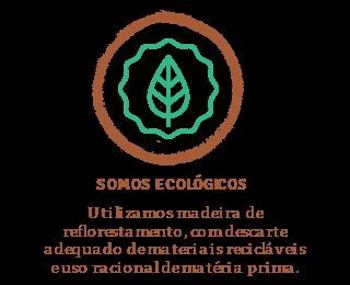 Somos ecológicos!