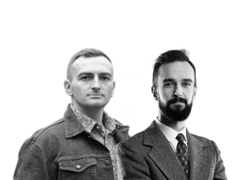 Marek Piasek i Artur Jabłoński