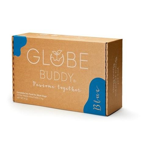 Sustainable Dog Food - Globe Buddy Blue