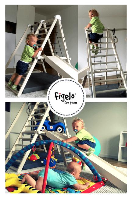 Figelo - więcej niż domowy plac zabaw - opinie rodziców