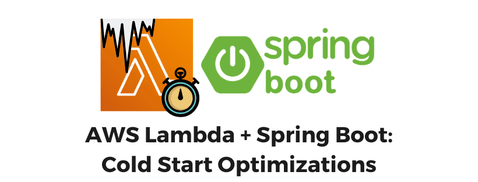 Pattern Match Blog Post - AWS Lambda and Spring Boot: Cold Start Optimizations.