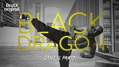 Doc - BrutX Original - Black dragon - Gang de paris