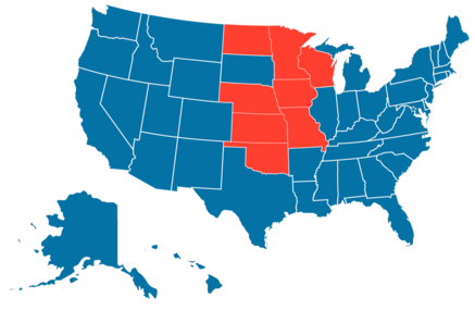 Medica Markets by state