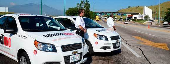 Código Uno seguridad en Guadalajara