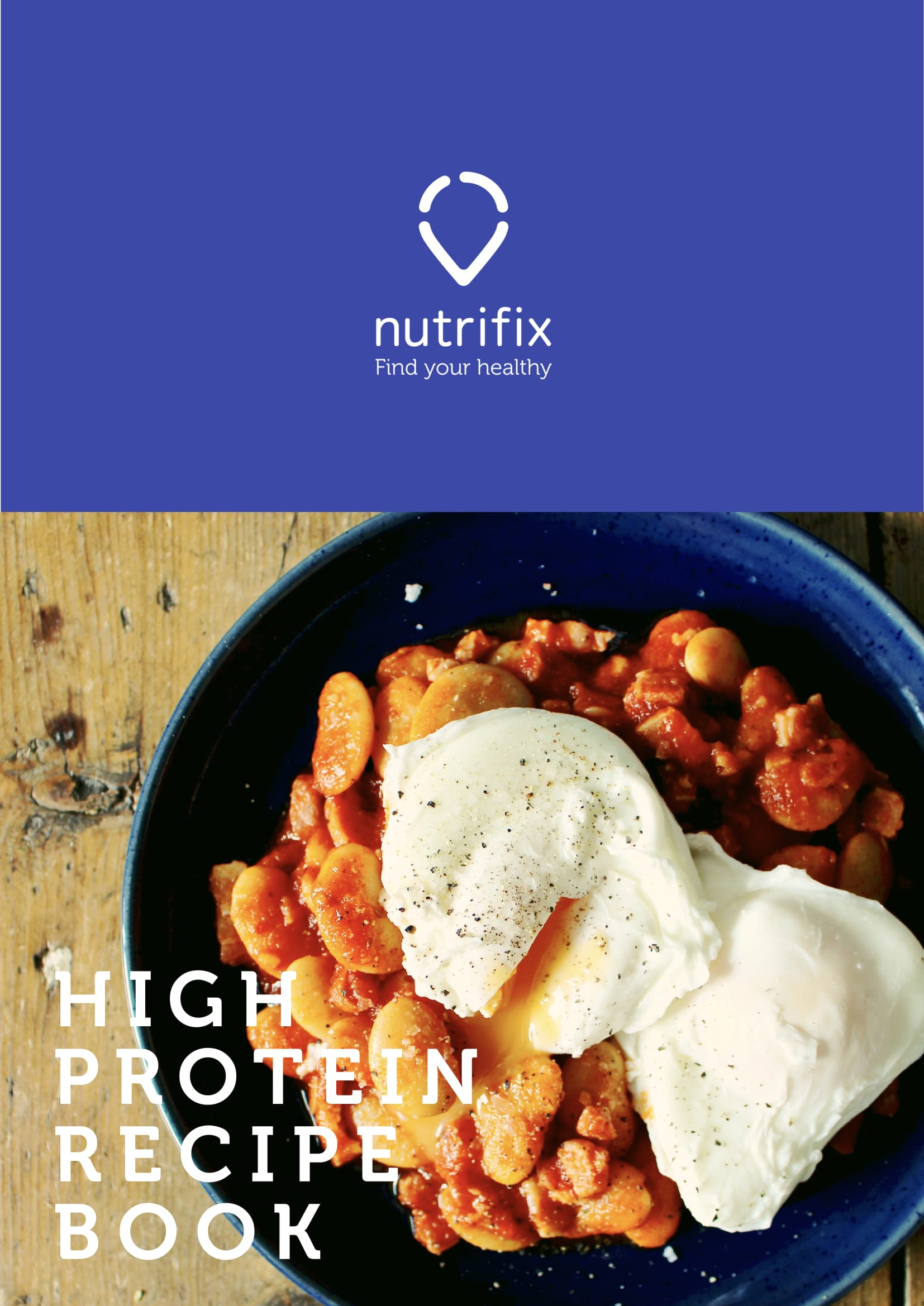 Your free high protein recipe book by nutrifix forumfinder Image collections