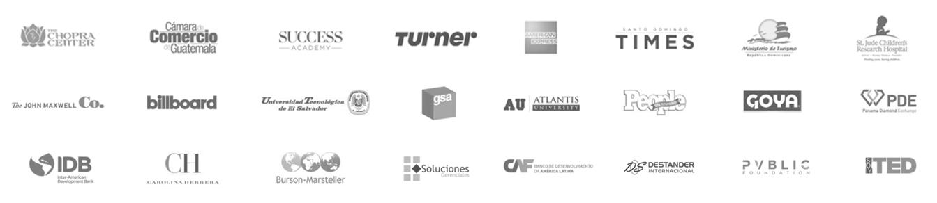 Ismael Cala ha colaborado con estas organizaciones