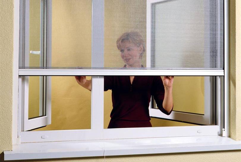 ? как установить москитную сетку на окно ?? самостоятельно ус.