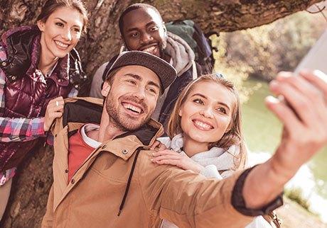 Cały urlop klienta w aplikacji mobilnej biura podróży