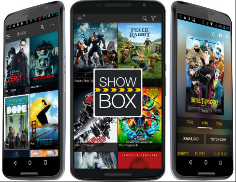 ShowBox 5 35 APK - Watch Movies & TV Series For Free Online 2019