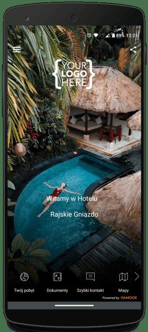 Aplikacja mobilna dla hotelu