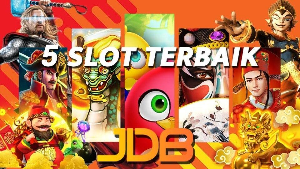 JDB168 Daftar Situs Slot Terbaik Di Indonesia