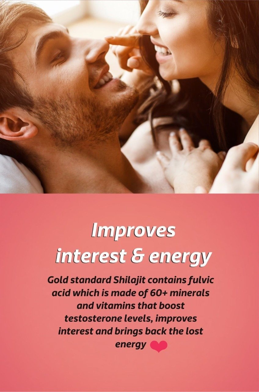 Improves energy