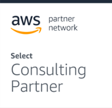 AWS APN membership program logo - Standard Consulting Partner - The AWS Partner Network (APN) is the global partner program for technology and consulting businesses who leverage Amazon Web Services to build solutions and services for customers. The APN helps companies build, market, and sell their AWS offerings by providing valuable business, technical, and marketing support.