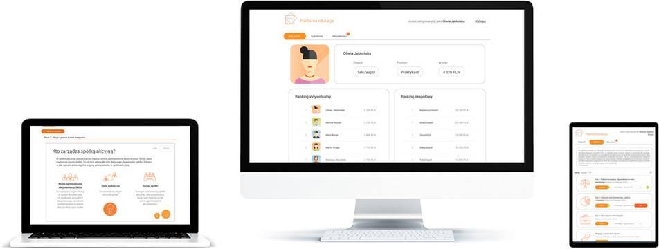 Platforma e-learningowa edukacyjna dla szkół - nie można wyświetlić obrazu