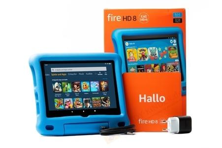 Amazon Fire HD Kindertablet
