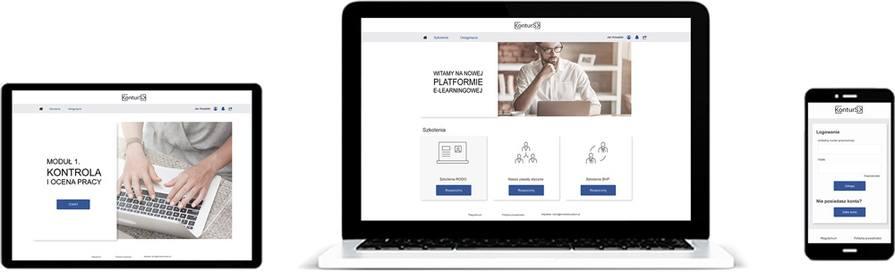edukacyjna e-platforma - nie można wyświetlić obrazu