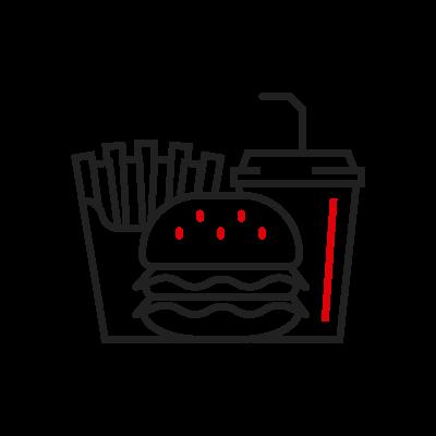 Redes de Fast-food