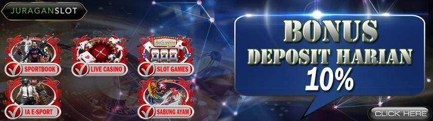 Juraganslot Agen Judi Slot Online Dan Live Casino Terpercaya Di Indonesia