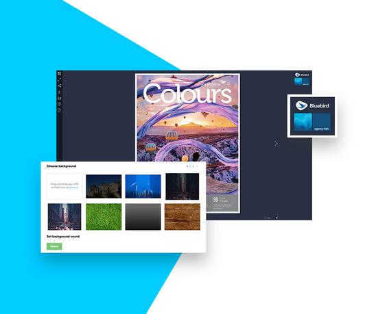create online presentations to impress