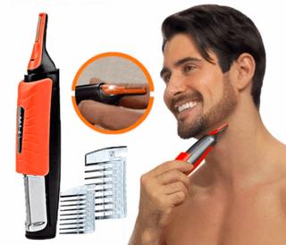Barbeador 6 em 1 Pro Light Barber LED - Aparador Profissional ORIGINAL