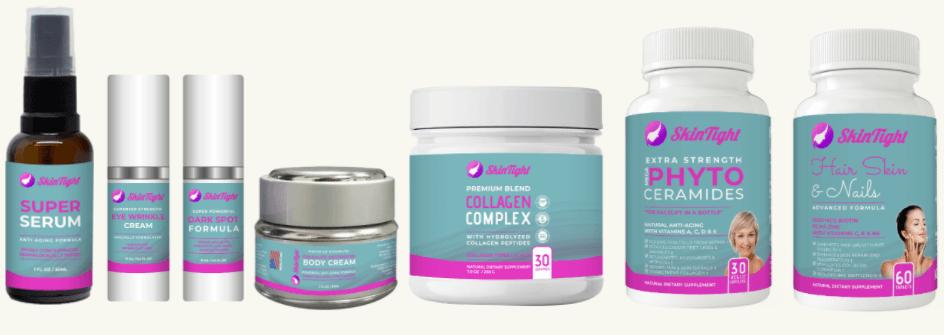 SkinTight Product Range