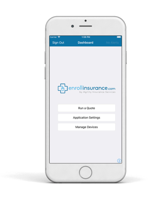 Agilit Medicare and Final Expense Quoting App