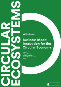 The Circular Navigator Whitepaper - Business Model Innovation for the Circular Economy