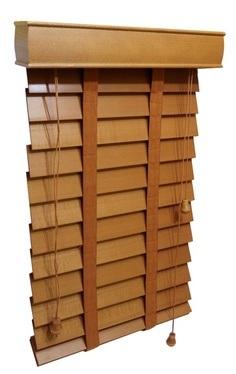 żaluzje drewniane 50mm