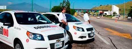 seguridad en Guadalajara equipo de código uno