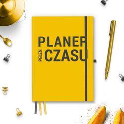 Planer pełen Czasu - Żółty