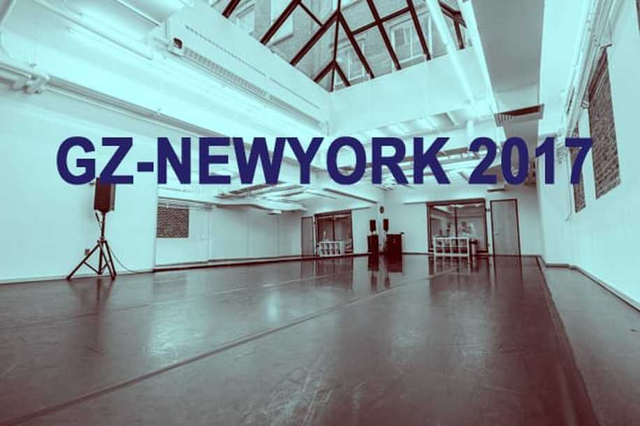 This is the image of the venue in NY